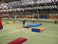 Gymnastics organised by Gymsports NZ